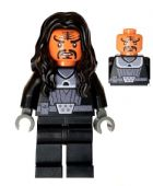 Star Trek (Klingon Warrior)  - Custom Designed Minifigure